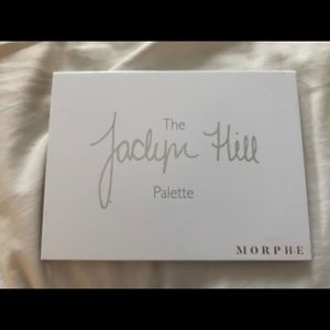 Authentic Jacklyn Hill Morphe Palette